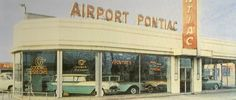 Airport Pontiac, Camden, NJ, 1958. Wagons in vintage Street scenes - Page 204 - Station Wagon Forums