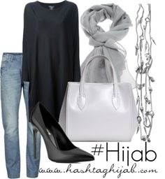 Hashtag Hijab Outfit #203