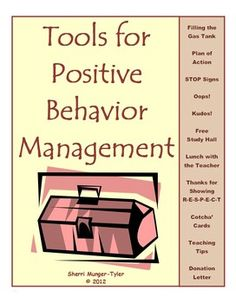 High academic and behavior expectations can go hand-in-hand with a positive, nurturing classroom environment! More than any tangible reward you can offer them, adolescents crave meaningful positive recognition. Here are several tools that work effectively with tweens and teens to quietly diffuse potential mishaps, provide students with the encouraging recognition they need, and save your sanity! $6.00