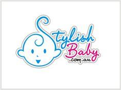 kids baby logo inspiration #logodesign