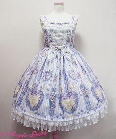 Angelic Pretty Romantic Little Gardenジャンパースカート
