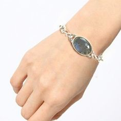 Bracelet of the Labradorite ラブラドライトのブレスレット | iichi(いいち)