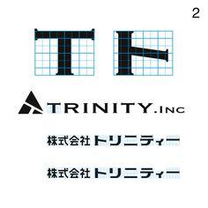 FACTさんの提案 - 株式会社トリニティーのカタカナの社名ロゴ | Lancers