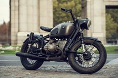 The Spanish workshop Cafe Racer Dreams celebrates its 50th build with this amazing custom BMW R69S.