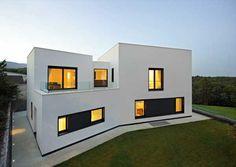 Minimally Styled House in Croatia