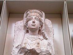 Funerary figure from Elahbel Tower Tomb, Palmyra 2nd century AD, British Museum
