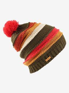 Crochet Beanie, Knitted Hats, Knit Crochet, Easy Knitting, Loom Knitting, Crochet Designs, Knitting Designs, Burton Snowboards, Candy Stripes