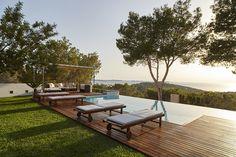 Sea View Pool Ibiza Dream Villa Rent Summer Villas
