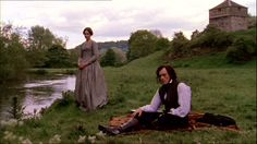 Toby Stephens and Ruth Wilson, Jane Eyre 2006