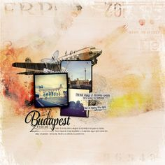 ValC- DS#3 - Budapest by beszteri   created using ValC Designs' digital products