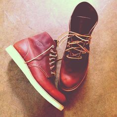 Red Wing '8196' via Instagram (@dhendrixphoto) #NSale #Nordstrom