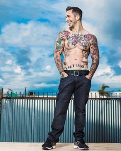 Alex Minsky #tattoos #tattoo #inked #inkedmag #inkedguys