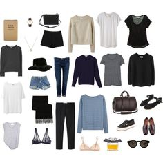 Or core wardrobe. Core Wardrobe, Capsule Wardrobe, Pretty Outfits, Cool Outfits, Outfits For Spain, Simplicity Fashion, Perfect Wardrobe, Dress To Impress, Autumn Winter Fashion