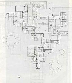 Amsterdam Orphanage Aldo van Eyck, 1955-1960