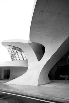 TWA Terminal. Eero Saarinen  https://www.pinterest.com/0bvuc9ca1gm03at/