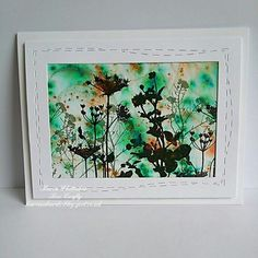Wildflowers stamps by Bee Crafty xx #beecraftystamps #dtsample #wildflowers #flowers #silhouette #pixiepowders #stamps #stamping #card #creative #craft #ilovetocraft #creativity