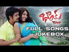 Telugu Movie Bhai Full Songs Jukebox