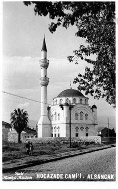 ✿ ❤ İzmir Alsancak Hocazade Camii, 1960 lar...