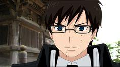 Yukio looks different. Good different.