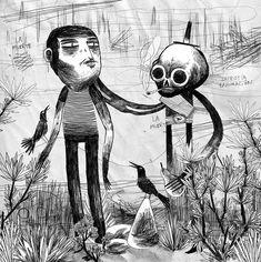 Durante la última década la escena de la ilustración en México ha crecido a…