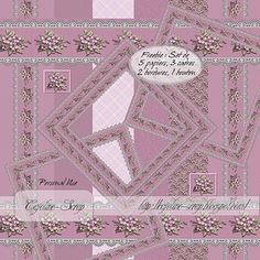 FRAMES, BORDERS, PAPERS - PERSONAL USE ONLY - PREVIEW.jpg. Follow link to find individual pngs