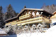 Chalet Serena in Chamonix, France - White Blancmange