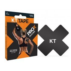 KT Tape Pro X Patches