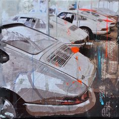 50 Pieces Of Spectacular Automotive Art - Airows