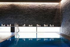 The Thief Hotel & SPA (Il Ladro). Location: Tjuvholmen, Oslo; firm: interior designer Anemone Wille-Våge (Anemone Interiors); furniture: arredi d'autore Patricia Urquiola e Antonio Citterio