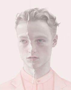 Selected Portraits III on Behance - by HSIAO-RON CHENG