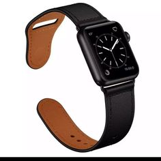 EIMO Genuine leather Watchband For apple watch 4 band correa apple watch Strap iwatch band pulseira bracelet. Apple Watch 42, Apple Watch Models, Apple Watch Bands, Apple Watch Series, Apple Watch Leather Strap, Leather Watch Bands, Bracelet Apple Watch, Apple Watch Accessories, Bracelet Cuir