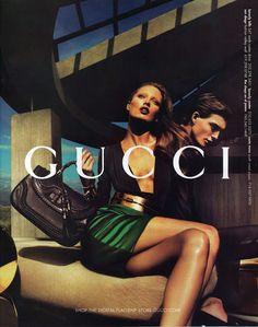 Arthur Elrod House featured in Gucci Advertisement April 2011. (John Lautner)