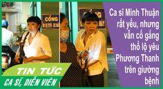 Minh Thuận rất yếu, nhưng vẫn cố gắng thổ lộ yêu Phương Thanh trên giườn...