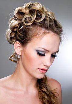 various hairstyles