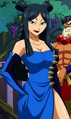 Minerva Orland - Fairy Tail Wiki