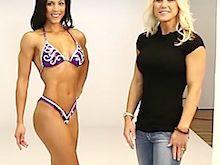 Npc figure bikini and bodybuilding