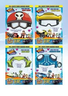 Hot Wheels®: The Origin of Awesome Activity Sheet - What To Do With The Kids 5th Birthday Party Ideas, Birthday Board, 4th Birthday, Party Themes, Birthday Parties, Hot Wheels Birthday, Hot Wheels Party, Cars Party Favors, Race Party