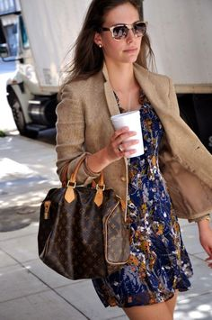 What to and What Not to Wear With a Tweed Jacket - Glam Bistro
