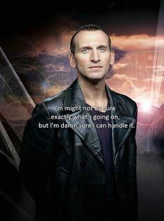 Christopher Eccleston, Doctor Who