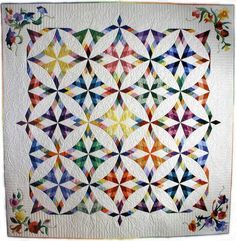 Chimney Sparrows Quilt