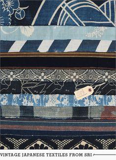 vintage japanese textiles