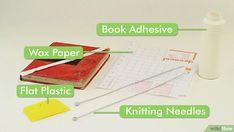 Comment réparer un livre dont les feuilles se sont détachées, ou sa tranche ? La solution est ici en 3 méthodes.