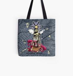 City Of Angels, Fashion Room, Vintage Designs, My Arts, Reusable Tote Bags, Art Prints, Printed, Awesome, Stuff To Buy