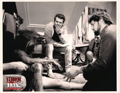 Behind the scenes - Fright Night