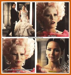 The Hunger Games: Catching Fire That moment shows the true side of Effie, very touching actually Hunger Games Memes, Hunger Games Fandom, Hunger Games Catching Fire, Hunger Games Trilogy, Katniss And Peeta, Katniss Everdeen, Solangelo, Percabeth, I Volunteer As Tribute