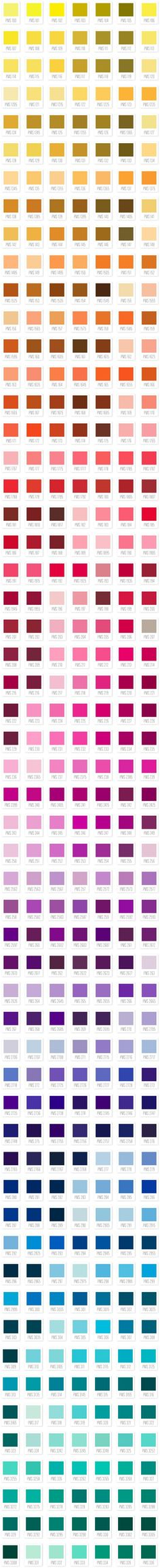 Pantonesoliduncoated Color Theory Pinterest Mood Boards