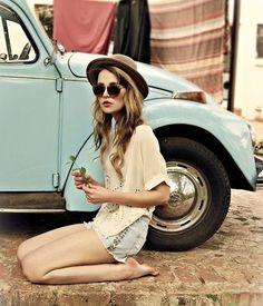 Cute Summer Outfit: Cute Summer Fashion: Cute Summer Clothing.