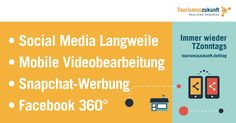 Immer wieder TZonntags, 12.6.2016: 360-Grad-Content auf Facebook, Social Media Langweile, Neues von Instagram, Video-Editor Splice, Snapchat-Einnahmequellen, Lenovo Tech World, Service Design Trends 2016, Service Design, Snapchat, Influencer, Videos, Boarding Pass, Blog, Facebook, Google