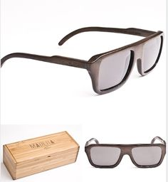 Wooden sunglasses is your way to get ready for the summer and the ultimate vintage look! Wooden Sunglasses, Vintage Sunglasses, Retro Style, Vintage Looks, Dark Brown, Fashion Looks, Stockings, Sandals, Summer