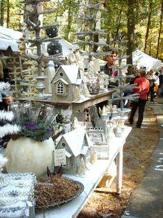 The Country Living Fair in Atlanta!!!